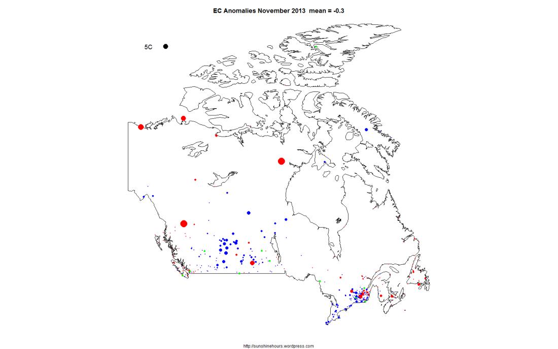 EC MonthlyNormals 2013-11