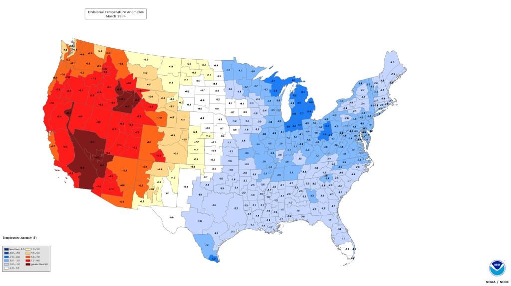 cag_[ Divisional Temperature Anomalies (Mar 1934) ]